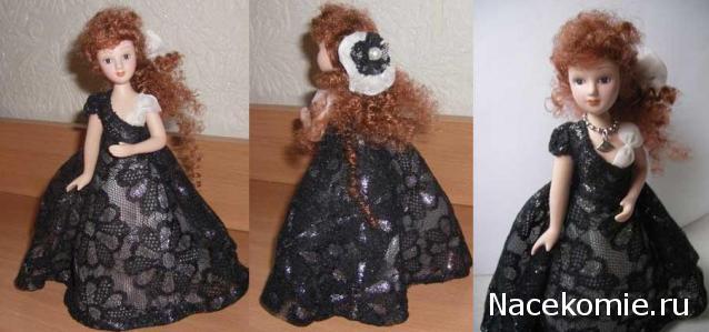 Кукла леди своими руками 245