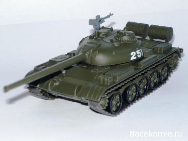 Русские танки №79 - Т-54