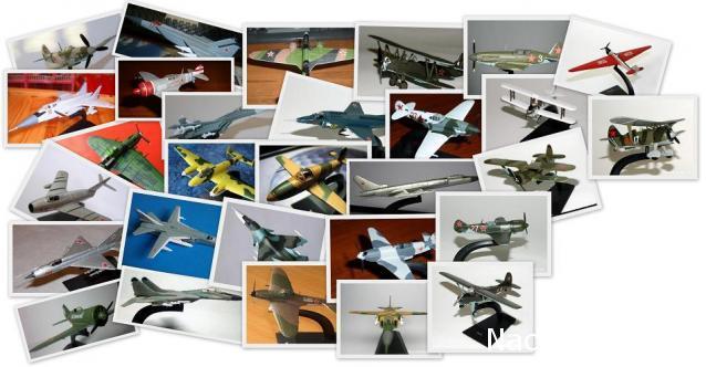 Легендарные самолеты Фотогалерея (осторожно: трафик)