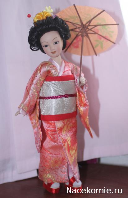 Куклы своими руками народов мира 57