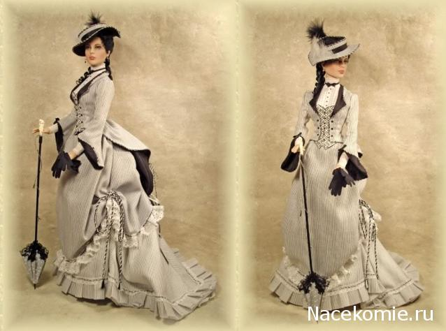 Платье 19 века своими руками