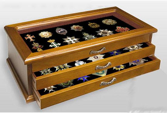 Хранение и оформление коллекции
