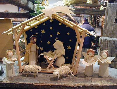 Поделки к рождеству своими руками из солёного