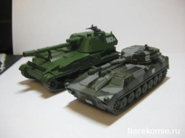 Русские танки №57 сау 2с3 акация img 4236