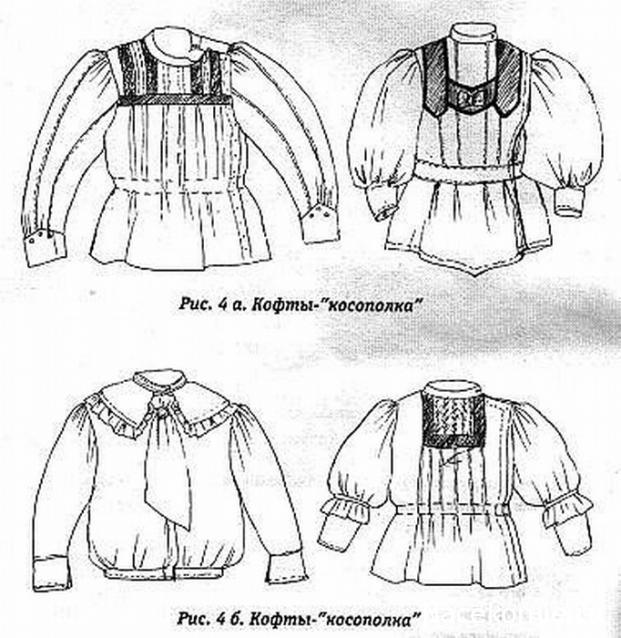 Куклы в народных костюмах №22