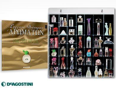 коллекция парфюм график выхода