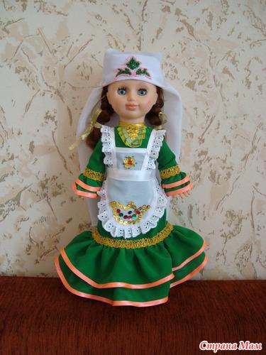 Татарские костюмы своими руками фото 100