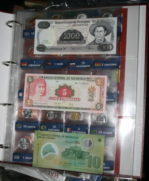 Папки для монет, банкнот и журналов, а также листы, каталожные карточки и другие вопросы хранения коллекций