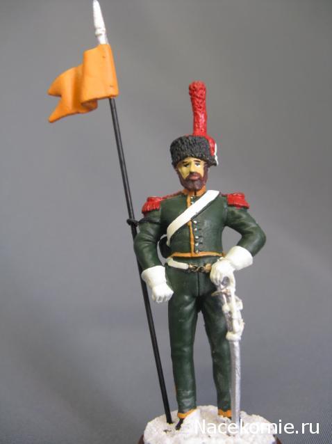 Наполеоновские войны №81 Сапер полка линейной пехоты «Принцесса» испанской армии, 1807–1808 гг.