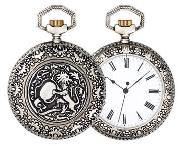 Карманные часы №14 - Лев