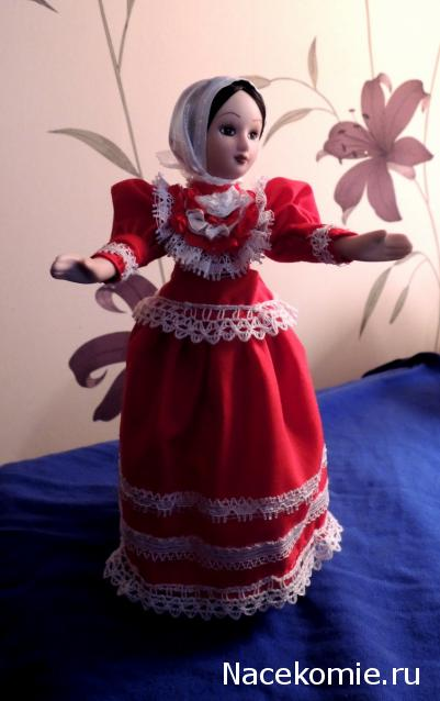 Как сшить куклу своими руками казака и казачку 56