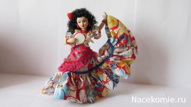 Куклы разных народов. - Выпуск 3 (003) 2008 г 23