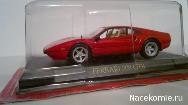 Ferrari Collection №54 SUPERAMERICA фото модели, обсуждение