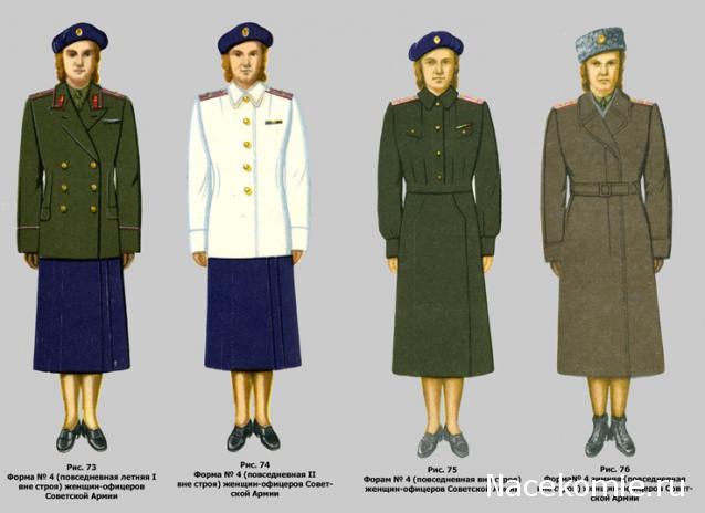 Платья великой отечественной войны