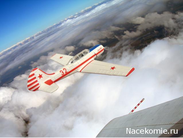 """Авиационные анимашки (""""Легендарные самолёты"""" в """"полёте"""")"""
