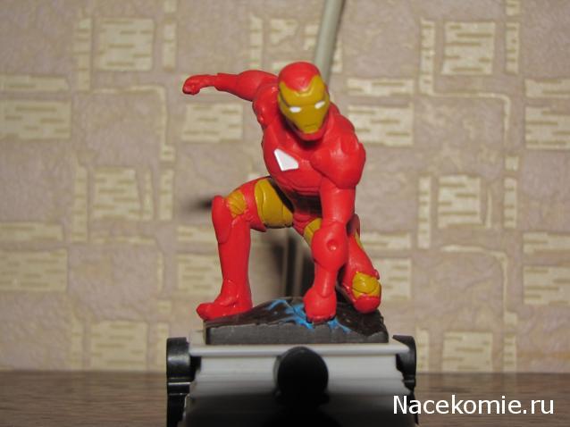 Супергерои Marvel №22 - Железный Человек