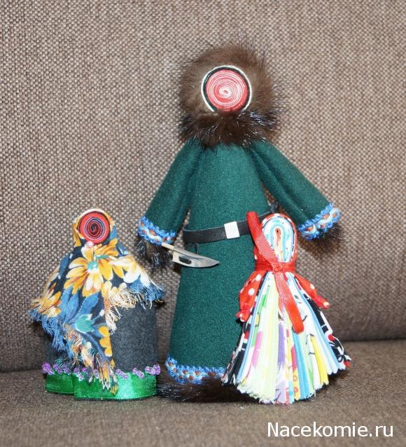 Куклы ханты своими руками 16