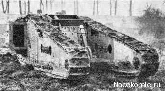 Русские танки 64 - черчилль mk iv