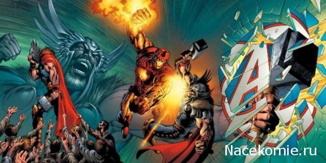 Мстители противостояние рисунок