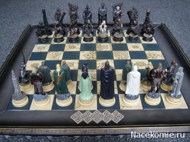 Властелин Колец Шахматы - Доска (обсуждение)