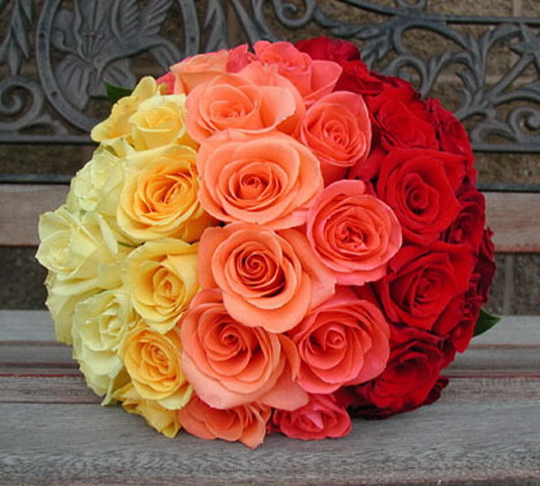 Цветы на день рождения супер красивые розы