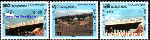 Почтовые марки Мира №69