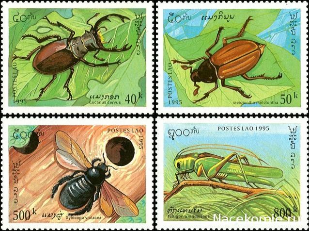 Почтовые марки Мира №262