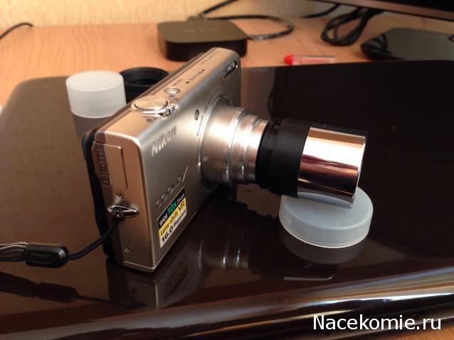 Фильтр для камеры своими руками
