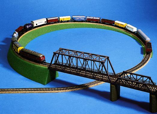 Мост для железной дороги своими руками