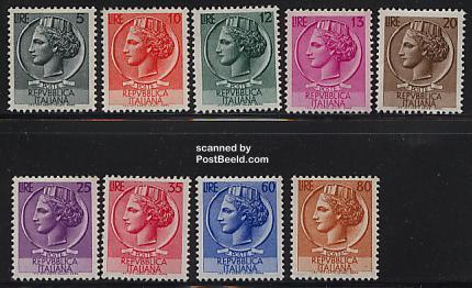 Почтовые марки Мира №152