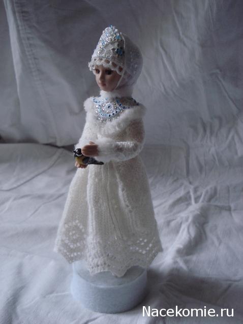 Фото снегурочки своими руками