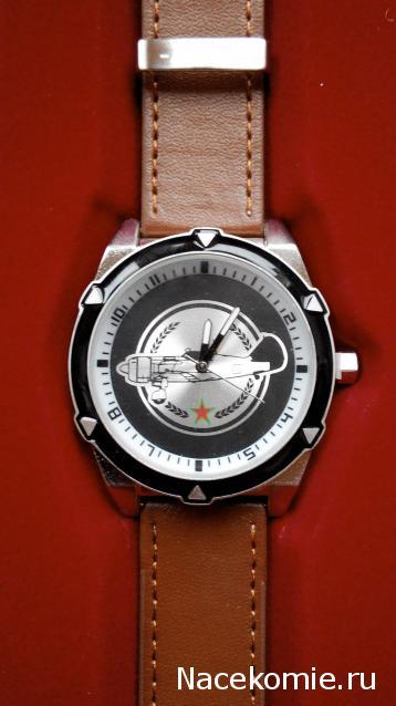 журнал часы военного образца - фото 4