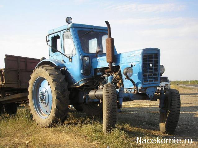 Крыло заднее левое и правое на трактор МТЗ 82 - YouTube