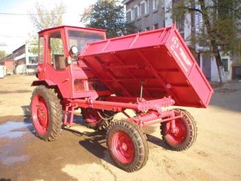 Тракторы №3 - Т-16