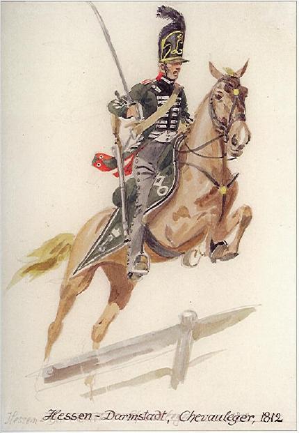 Униформология НВ: Армии Рейнского Союза