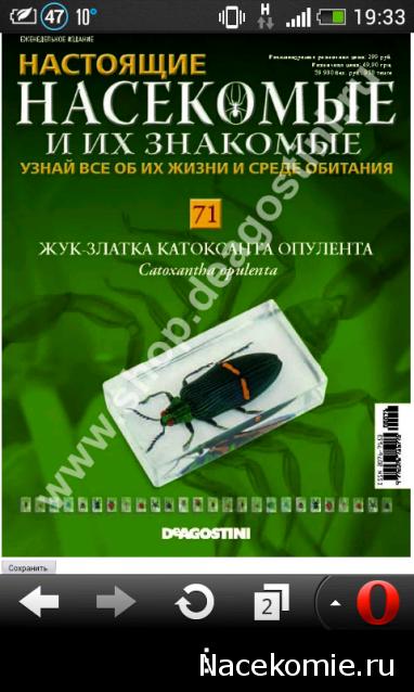 15 номер журнала насекомые и их знакомые