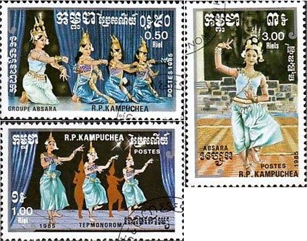 Почтовые марки Мира №108