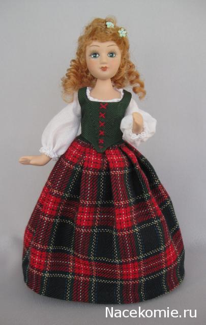 Куклы в Костюмах Народов Мира 30 Великобритания - Шотландия - Страница 8 * Форум о журнальных коллекциях Деагостини, Ашет, Eagle