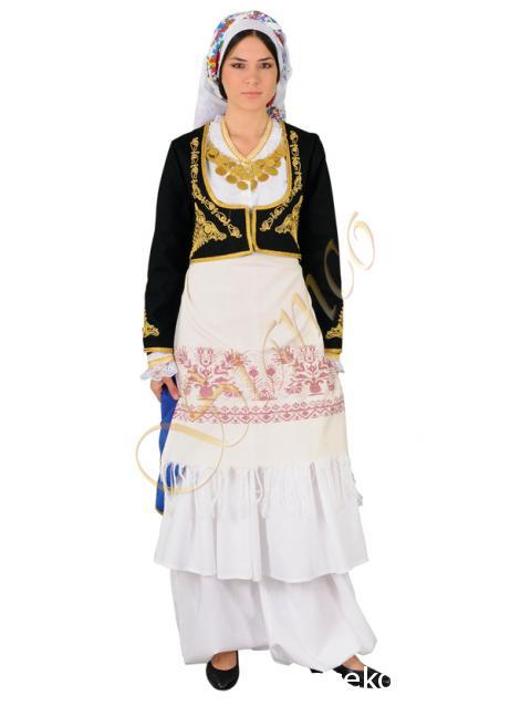 Греческий Национальный Костюм Женский