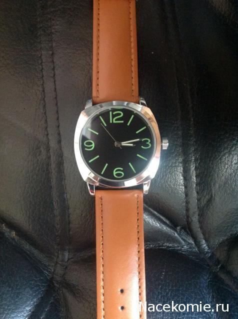 Военные часы №17 - Часы летчиков Королевских ВВС Великобритании, 1950-е г