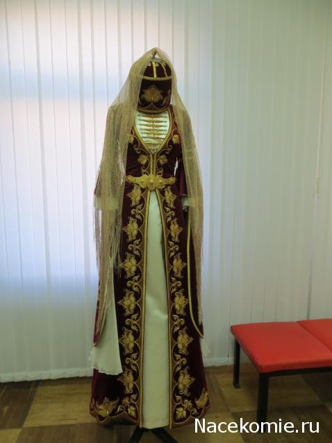 Женский Чеченский Костюм