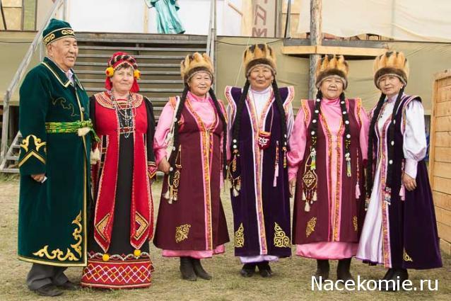 Как сшить алтайский национальный костюм 84