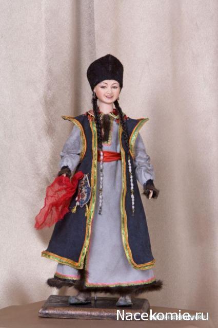 Как сшить алтайский национальный костюм 42