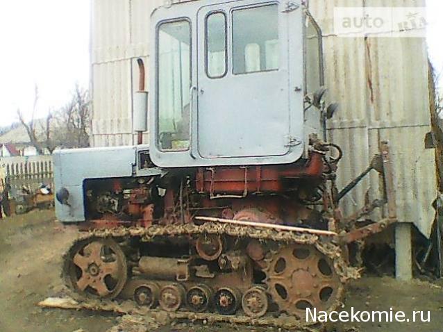 Гусеницы на трактор мтз 80