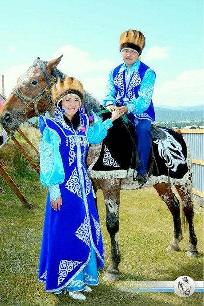 Как сшить алтайский национальный костюм 5