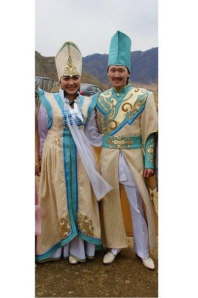 Как сшить алтайский национальный костюм 62