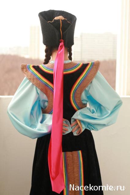 Как сшить алтайский национальный костюм 12