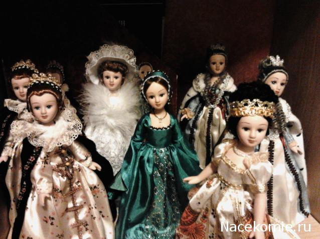 """Лучшая кукла из мини-серии """"Куклы в исторических костюмах"""""""