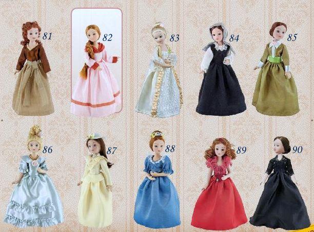 Дамы эпохи | моя коллекция кукол | беларусь | вконтакте.