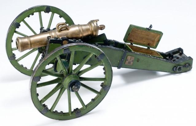 Макеты пушек времен войны 1812 года своими руками 66